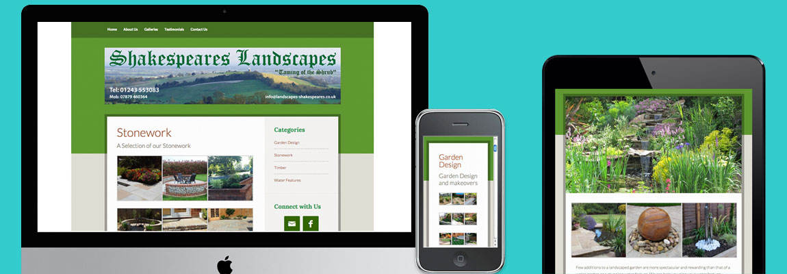 Fully Responsive Websites