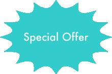 Special Offer Starburst